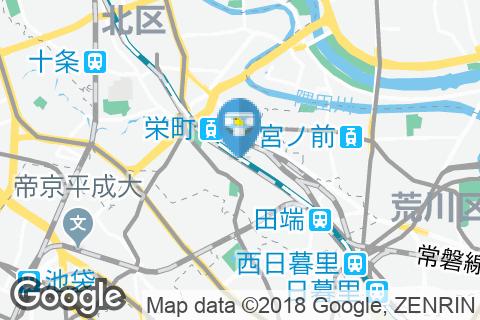 上中里駅(改札内)のオムツ替え台情報