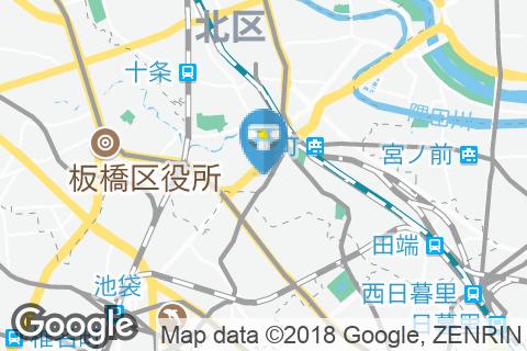 北区 児童館滝野川東(4F)のオムツ替え台情報