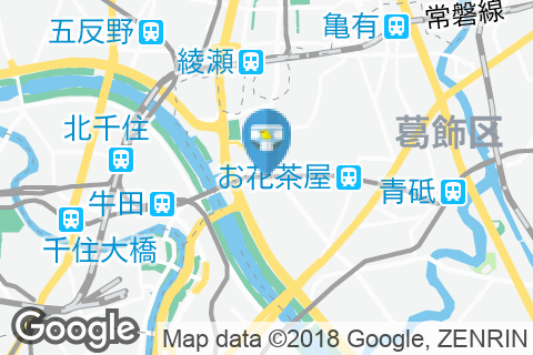 堀切菖蒲園駅(改札内)のオムツ替え台情報