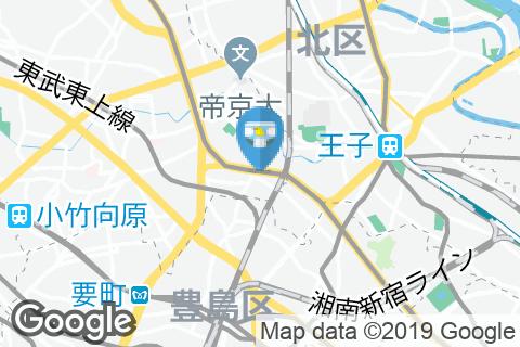 法務省 東京法務局板橋出張所のオムツ替え台情報