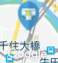 デニーズ 北千住駅前店のオムツ替え台情報