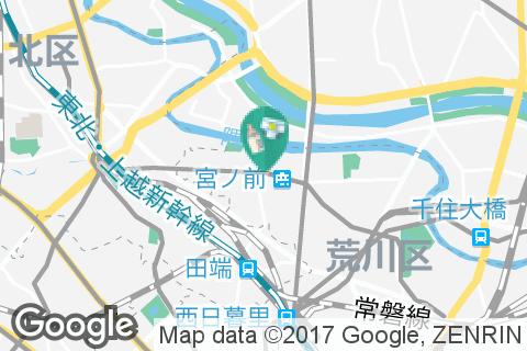 尾久ふれあい館(1F)の授乳室・オムツ替え台情報