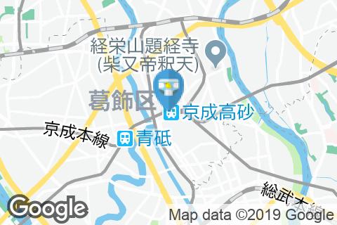京成電鉄 京成高砂駅(改札内)のオムツ替え台情報