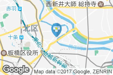 北区立豊島図書館(1F)のオムツ替え台情報