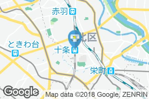 十条駅(改札内)のオムツ替え台情報