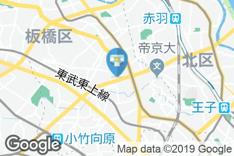 板橋区役所 地域センター富士見のオムツ替え台情報
