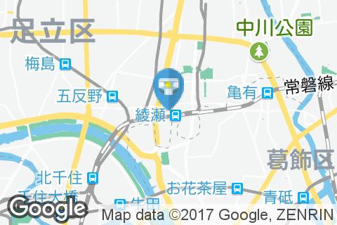 ポポラマーマ綾瀬店(2F)のオムツ替え台情報