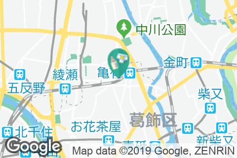 西亀有児童館(1F)の授乳室・オムツ替え台情報