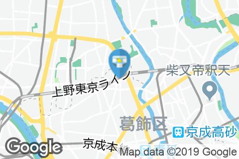 デニーズ 亀有駅前店(2F)のオムツ替え台情報
