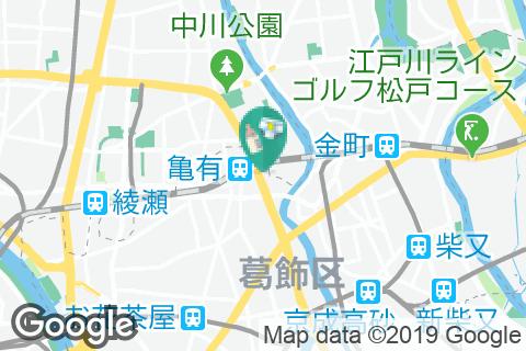 亀有香取神社の授乳室・オムツ替え台情報