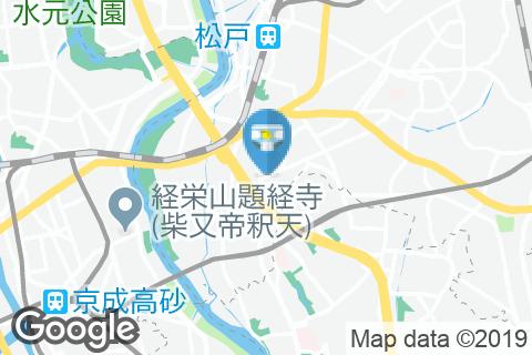 松戸市役所 矢切支所(2F)のオムツ替え台情報