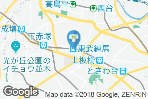 東武練馬駅(改札内)のオムツ替え台情報