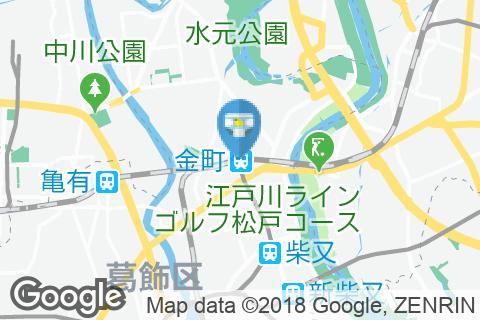 金町駅(改札内)のオムツ替え台情報
