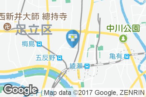 西友 青井店(2F)のオムツ替え台情報