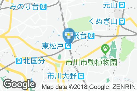 JR東日本 東松戸駅(改札内)のオムツ替え台情報