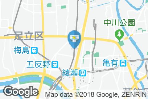 青井駅(改札内)のオムツ替え台情報