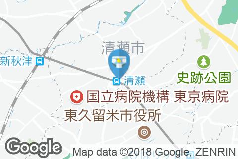 ジョナサン 清瀬駅前店(2F)のオムツ替え台情報