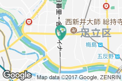 ライフ江北駅前店(2F)の授乳室・オムツ替え台情報
