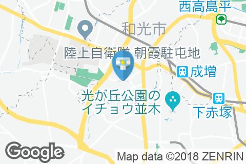 和光市 南公民館のオムツ替え台情報