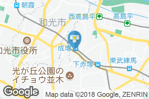 サイゼリヤ 成増駅南口店(3F)のオムツ替え台情報