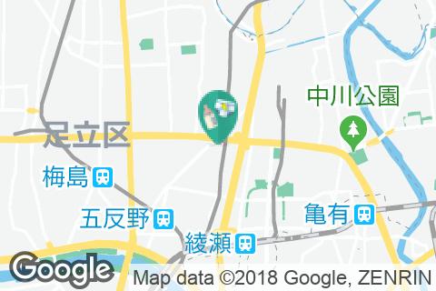 青井児童館の授乳室・オムツ替え台情報