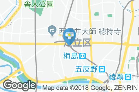 西新井駅(改札内)のオムツ替え台情報