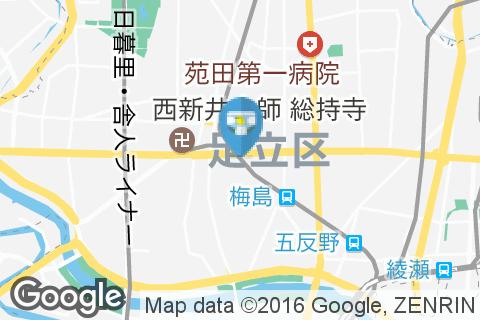 西新井駅(2F 東武スカイツリーライン改札内)のオムツ替え台情報