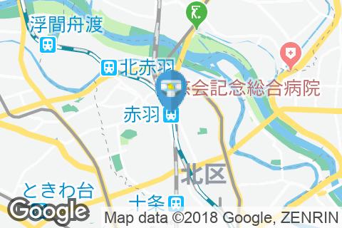 赤羽駅(改札内)のオムツ替え台情報
