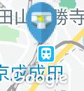 成田駅東口トイレ(改札外)のオムツ替え台情報