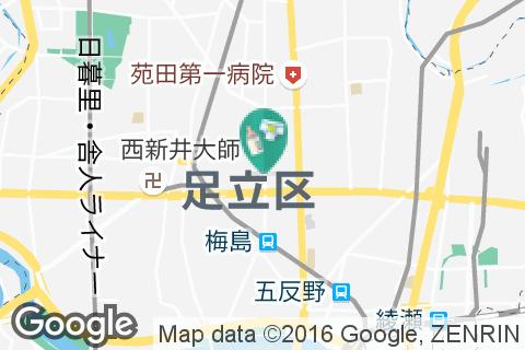 西友足立島根店の授乳室・オムツ替え台情報