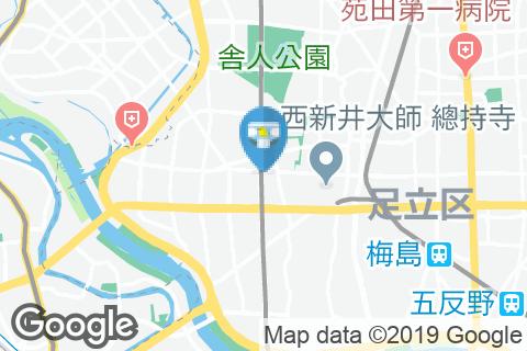 スーパー ベルクス西新井西店(2F)のオムツ替え台情報