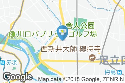 西友 加賀鹿浜店(2F)のオムツ替え台情報