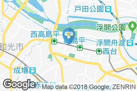 新高島平駅(改札内)のオムツ替え台情報