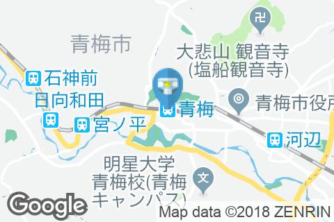 青梅駅(改札内)のオムツ替え台情報