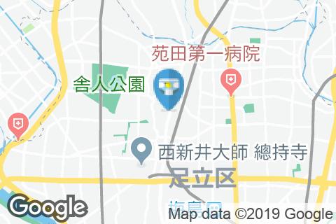 西松屋足立伊興店(1F)のオムツ替え台情報