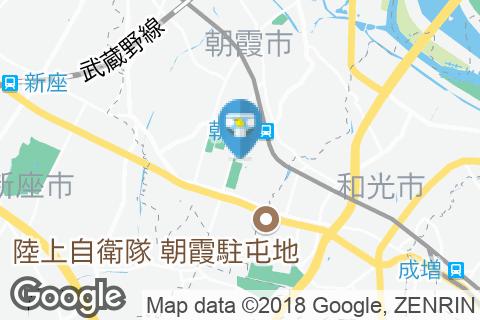朝霞市立総合体育館(1F)のオムツ替え台情報