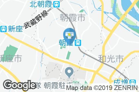 バーミヤン 朝霞本町店のオムツ替え台情報