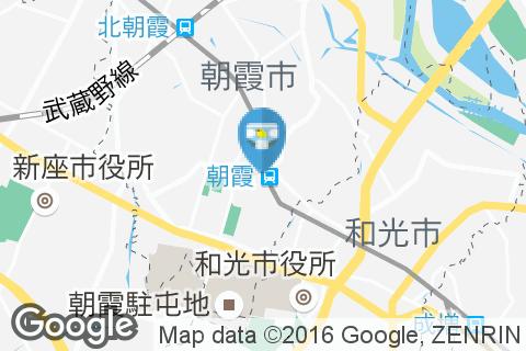 デニーズ 朝霞駅前店(2F)のオムツ替え台情報