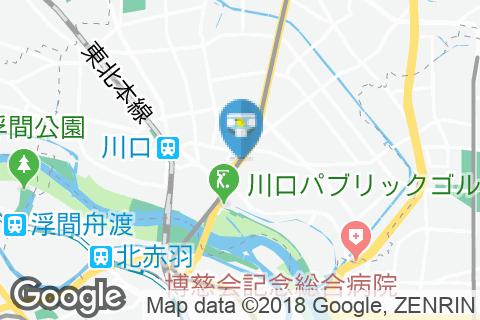 川口元郷駅(改札内)のオムツ替え台情報