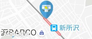 西武鉄道 新所沢駅のオムツ替え台情報