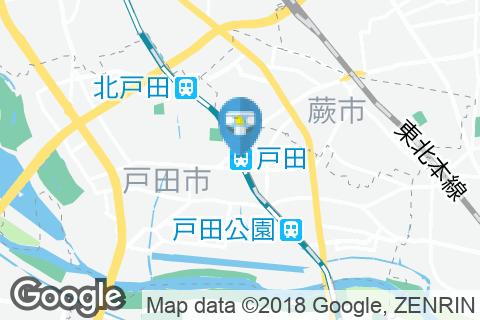戸田駅(改札内)のオムツ替え台情報