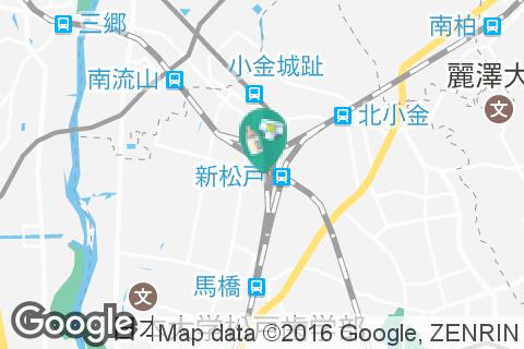 新松戸未来館(1F)の授乳室・オムツ替え台情報