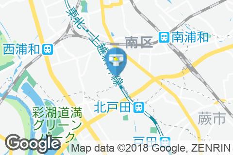 クーバー・フットボールパーク武蔵浦和(1F)のオムツ替え台情報