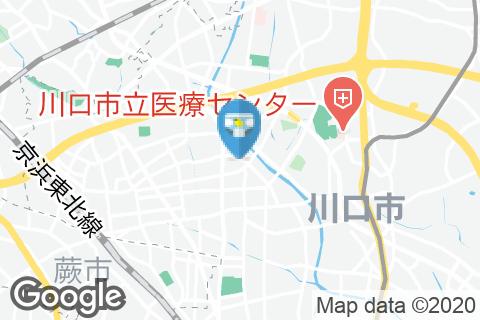 スーパーバリュー川口前川店(1F)のオムツ替え台情報