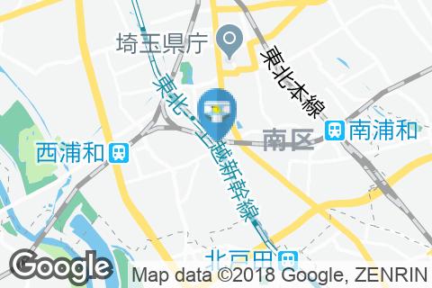 武蔵浦和駅(改札内)のオムツ替え台情報