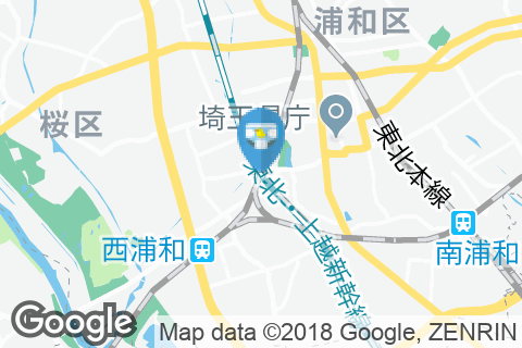 中浦和駅(改札内)のオムツ替え台情報