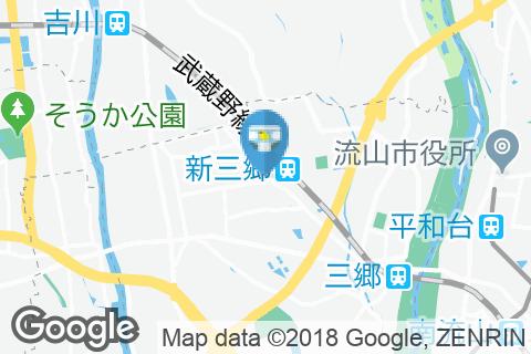 新三郷駅前眼科(1F)のオムツ替え台情報