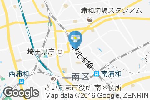 デニーズ 浦和駅前店のオムツ替え台情報