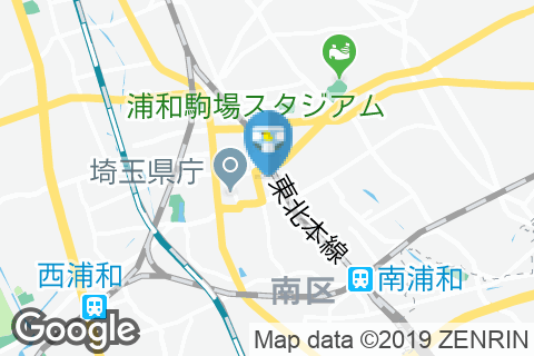 ジョナサン 浦和西口店のオムツ替え台情報