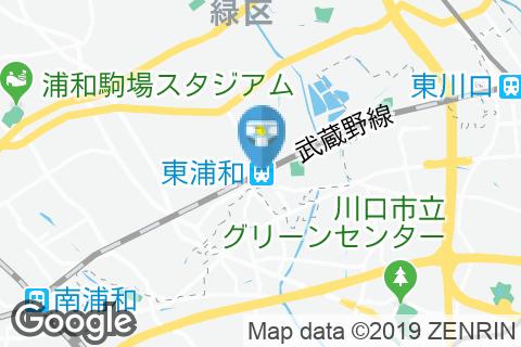 東浦和駅(改札内)のオムツ替え台情報